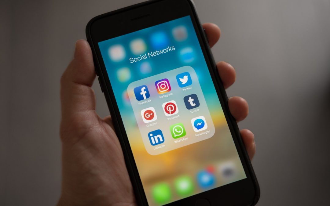 Do you have social media accounts for your business?